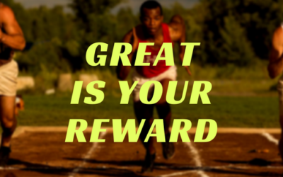 Great is your Reward | Colin D