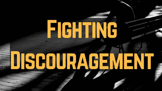 Fighting Discouragement | Wellington G