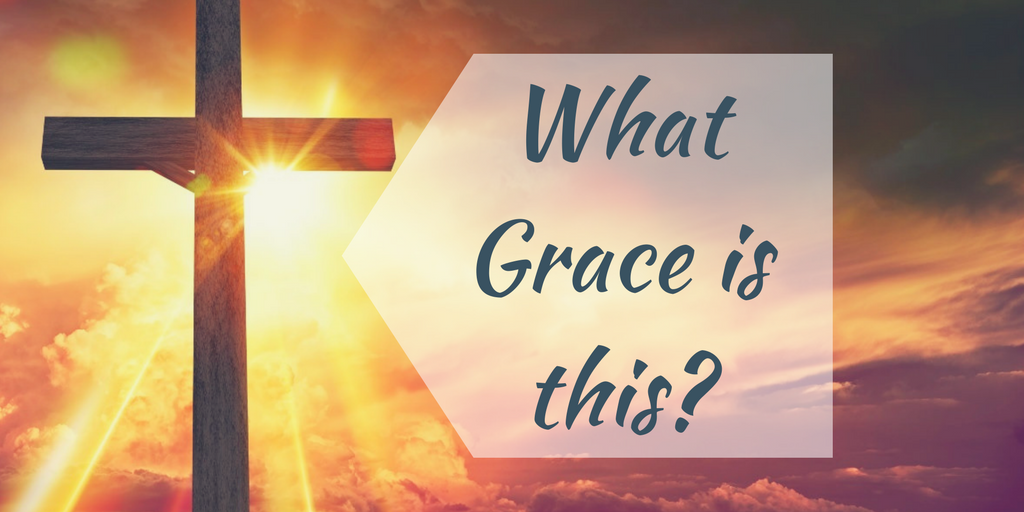 Dev – What Grace is this?