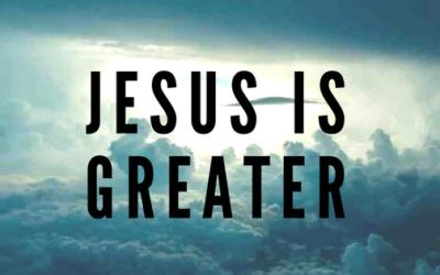 Jesus is Greater | Alex G