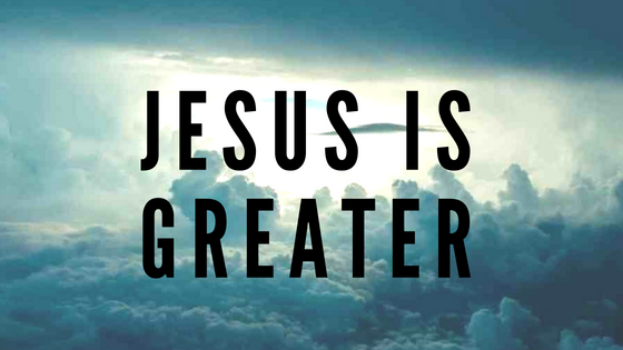 Jesus is Greater | Alex G
