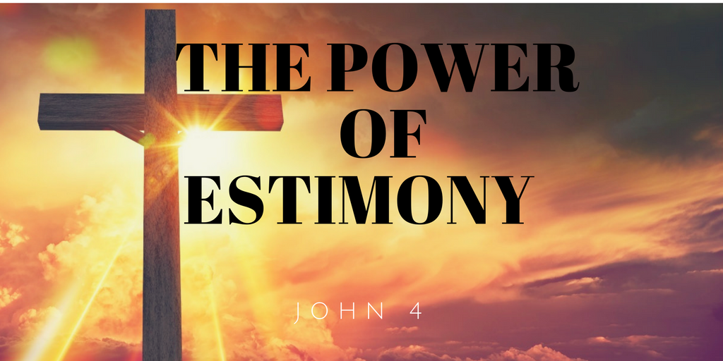 The Power of Testimony | Austin K