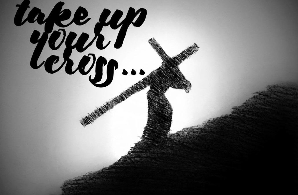 Take up you cross | Augustine K