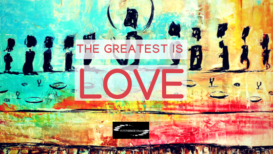The Greatest is LOVE | Colin D