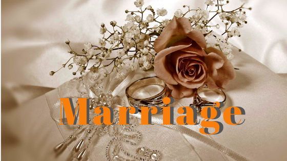 Marriage | Colin D'Cruz
