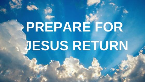 Prepare For Jesus Return | Colin D'Cruz