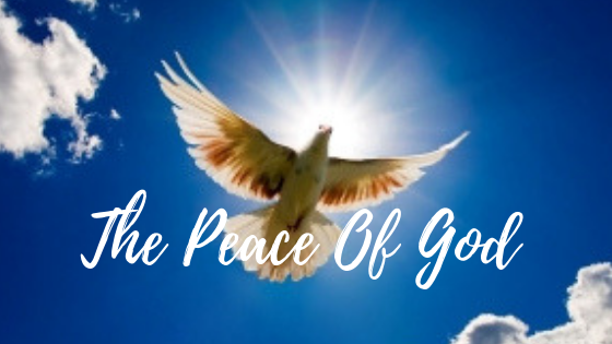 The Peace of God | Ian