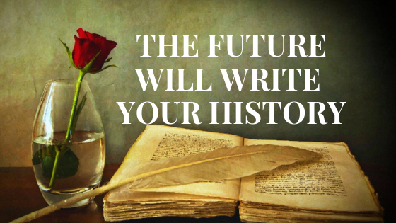 The Future Will Write Your History | Navaz DCruz