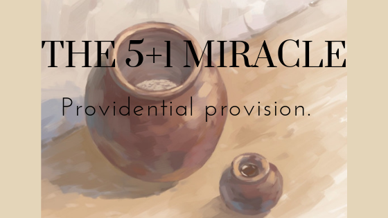 The 5+1 miracle | Colin D