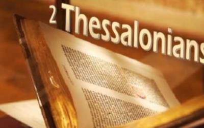 A Walk Through 2 Thessalonians| Colin D