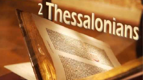A Walk Through 2 Thessalonians| Colin D