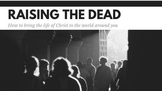 Raising the Dead | Colin D