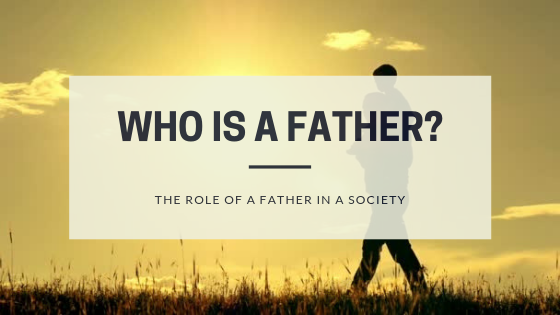 Who is a father? | Colin D