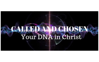 Called and chosen Our DNA in Christ | Navaz D