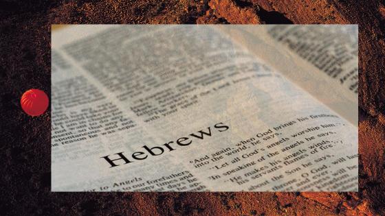 Hebrews | Colin D