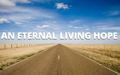 An Eternal Living Hope | Navaz D