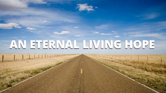 An Eternal Living Hope | Navaz D
