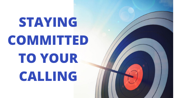 Staying Committed To Your Calling | Navaz D