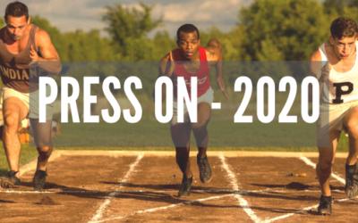 Press on – 2020   Colin D