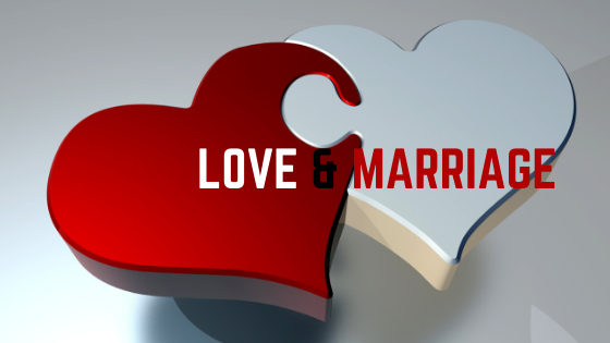 Love And Marriage   Colin D