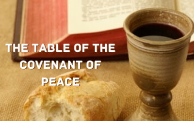 The Table Of The Covenant Of Peace
