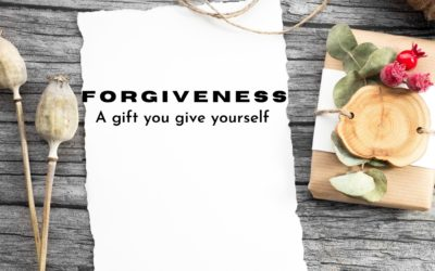 Forgiveness A Gift You  Give Yourself