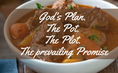 God's Plan. The Pot. The Plot. The Prevailing Promise
