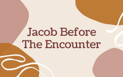 Jacob before the encounter