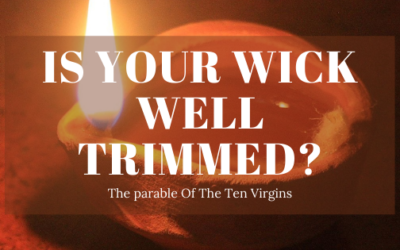 Is Your Wick Well Trimmed?