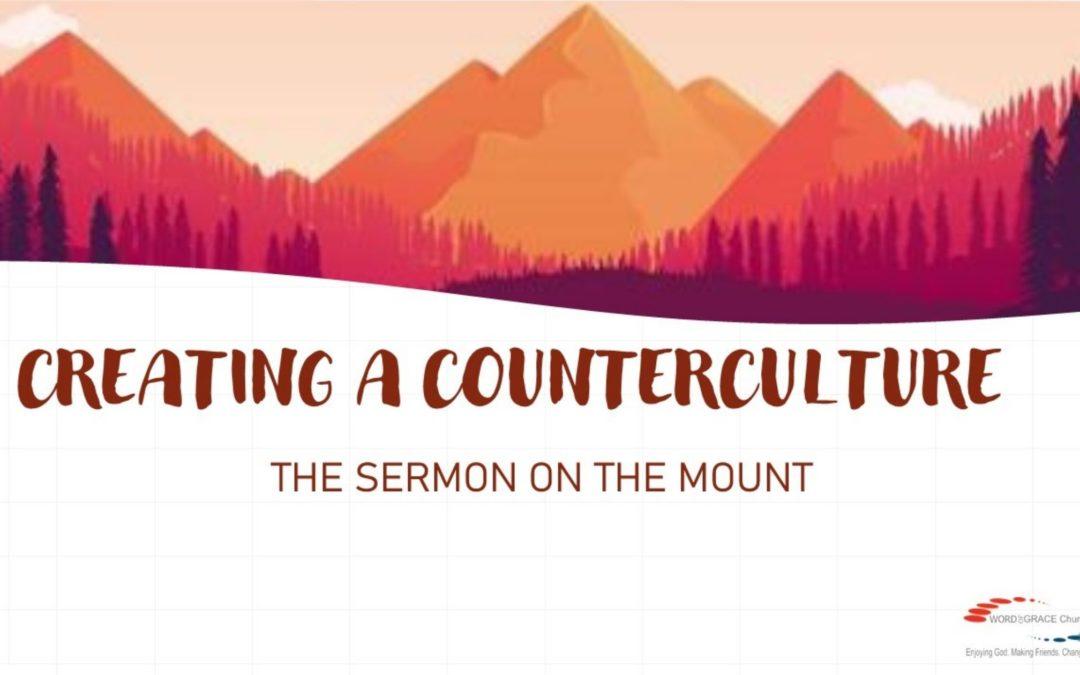 Creating A Counterculture Part 3