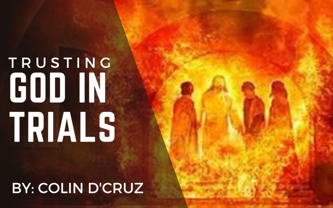Trusting God Through Trials