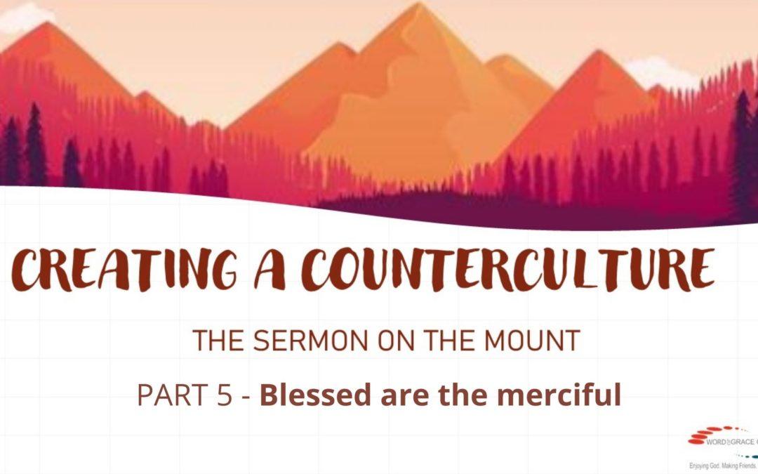 Creating A Counterculture Part 5